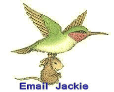 Email Jackie for help